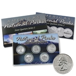 2010 National Parks Quarter Mania Set - Platinum Philadelphia