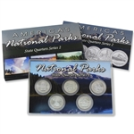 2010 National Parks Quarter Mania Set - Denver