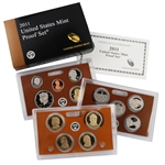 US Proof Set - 2011 ( 14 pc )