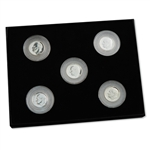 1960 to 1964 Vintage Silver Proof Roosevelt Dimes