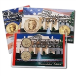 2011 Presidential Dollars P & D Lens - Andrew Johnson