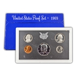 1969 Modern Issue Proof Set
