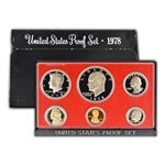 1978 Modern Issue Proof Set