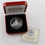 2007 Isle of Man Ragdoll Cat - Silver Proof
