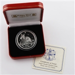 2011 Isle of Man Angora Cat - Silver Proof