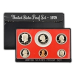 1979 Modern Issue Proof Set