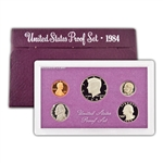 1984 Modern Issue Proof Set