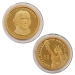 2007 Thomas Jefferson Presidential Dollar - Proof - San Francisco