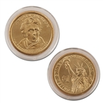 2008 Andrew Jackson Presidential Dollar - Uncirculated - Denver