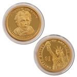 2008 Andrew Jackson Presidential Dollar - Proof - San Francisco