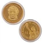 2009 Zachary Taylor Presidential Dollar - Proof - San Francisco