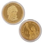 2010 James Buchanan Presidential Dollar - Proof - San Francisco