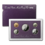 1993 Modern Issue Proof Set