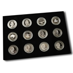2002-2011 Last Decade of Proof Jefferson Nickels - 12 pc