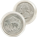 2011 Glacier Quarter Denver - Uncirculated