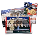 2011 Presidential Dollars Upside Down Variety 2pc Set - Ulysses S. Grant