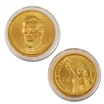 2010 Millard Fillmore Presidential Dollar - Gold - Denver