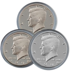 1994 Kennedy Half Dollar 3 pc PDS Set