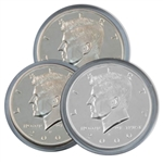 2000 Kennedy Half Dollar 3 pc PDS Set