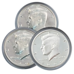2002 Kennedy Half Dollar 3 pc PDS Set