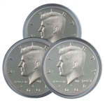 2004 Kennedy Half Dollar 3 pc PDS Set