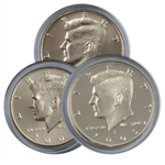 2005 Kennedy Half Dollar 3 pc PDS Set