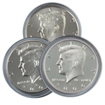 2006 Kennedy Half Dollar 3 pc PDS Set