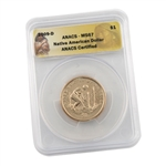 2009 Native American Dollar - Denver - ANACS 67