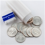 2011 Olympic Quarter Roll - Philadelphia Mint - Uncirculated
