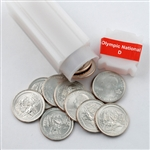 2011 Olympic Quarter Roll - Denver Mint - Uncirculated