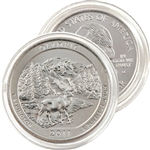 2011 Olympic Quarter Denver - Uncirculated
