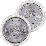 2011 Olympic Platinum Quarter - Philadelphia