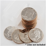 Coin Tube Deluxe Pack - Morgan/Peace/Eisenhower Dollars (Holds 20 coins each) - Quantity 5