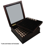 Collector Roll - Wooden Box