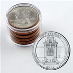 2010 Hot Springs Qtr Collector Roll of 10 - 5 P / 5 D
