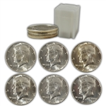 All the Silver Kennedys - Uncirculated 9 piece set