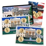 2011 Presidential Dollars P & D 2 Lens Set