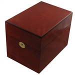 Wooden Box - Holds 5 ANACS 5 Oz Silver Coins