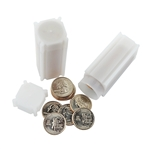2000 New Hampshire Quarter Rolls - Philadelphia & Denver Mints - Uncirculated