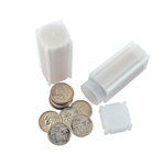 2001 Kentucky Quarter Rolls - Philadelphia & Denver Mints - Uncirculated