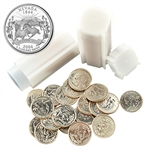 2006 Nevada Quarter Rolls - Philadelphia & Denver Mints - Uncirculated