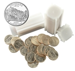 2006 Colorado Quarter Rolls - Philadelphia & Denver Mints - Uncirculated