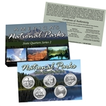 2011 National Parks Quarter Mania Set - Denver