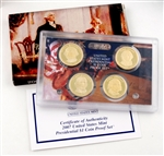 2007 US Mint Presidential Proof Set - Original Government Packaging