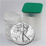 2012 Silver Eagle Government Roll of 20