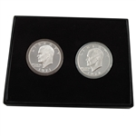 First - Last Eisenhower Dollar Proofs - 71 & 78