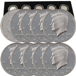 Roaring 90's Kennedy Proofs - 10 pc
