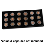Display Box - Holds 18 A Capsules - PB6-18A