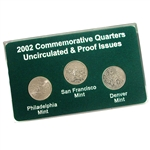 2002 Misssissippi PDS Quarter Collection - Lens