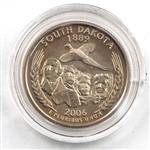 2006 South Dakota Proof Quarter - San Francisco Mint